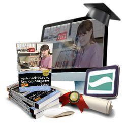 Pack de libros + Curso avanzado. Auxiliar Administrativo (turno libre). SALUD