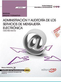 Manual UF1274 Administración de servicios de Internet IFCT0509