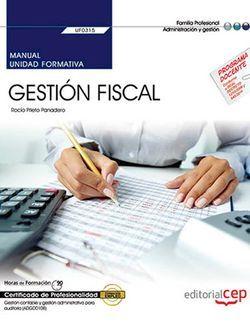 UF0315 manual Fiscal Gestión Contable Administrativa Auditoría COMM0110