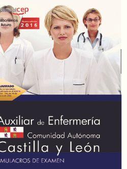 Modelos de examen oposiciones auxiliar de enfermeria castilla y leon