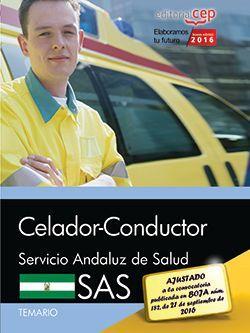 Celador-Conductor. Servicio Andaluz de Salud (SAS).  Temario específico