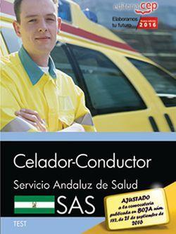 Celador-Conductor. Servicio Andaluz de Salud (SAS).  Test específico