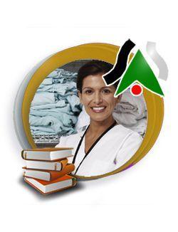 Pack de libros. Personal de lavandería y planchado. Servicio Andaluz de Salud (SAS)