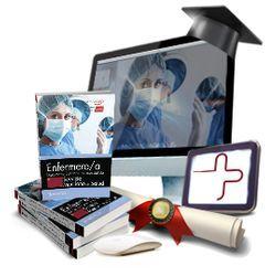 Pack Libros Temario Curso avanzado Enfermero Servicio Murciano Salud