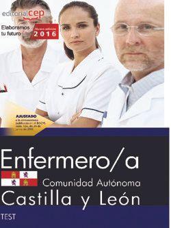 Enfermero/a de la Administración de la Comunidad de Castilla y León. Test