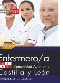 Enfermero/a de la Administración de la Comunidad de Castilla y León. Simulacros de examen