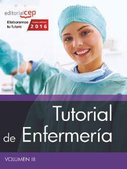 Tutorial de Enfermería. Volumen III