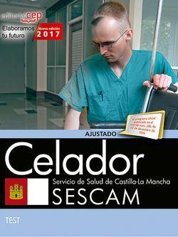 Celador Servicio de Salud de Castilla-La Mancha (SESCAM). Test