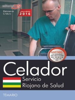 Celador. Servicio Riojano de Salud. Temario