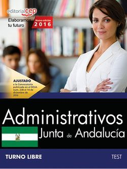 venta test oposiciones administrativo junta de andalucia