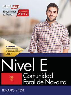 Temario Test Oposiciones Nivel E Navarra