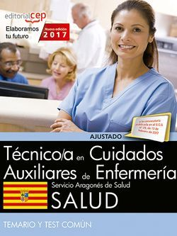 Temario Test Común Oposiciones Auxiliar de enfermería SALUD