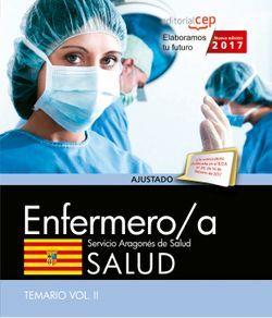 Temario Oposiciones Enfermero/a Aragón Comprar