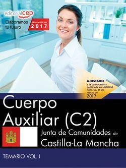 Temario Oposiciones Auxiliar Castilla-La Mancha