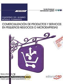 Cuaderno MF1790_3 Comercialización Microempresas ADGD0210