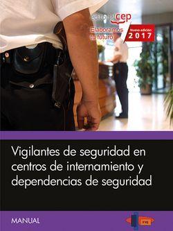 Temario Vigilantes en centros de internamiento