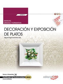 Manual UF0072 Decoración exposición de platos MF0262_2 HOTR0408