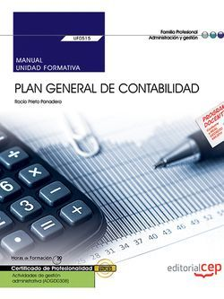 Manual UF0515 Plan General de Contabilidad MF0981_2 ADGD0308