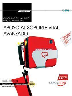 Cuaderno UF0678 transversal Apoyo soporte vital avanzado SANT0208 SANT0108