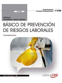 Manual especialidad FCOS02 Básico Prevención de Riesgos Laborales