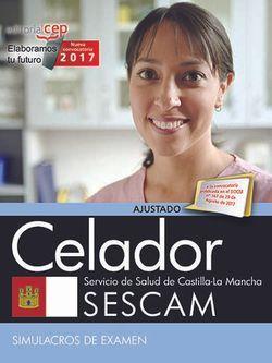 Celador. Servicio de Salud de Castilla-La Mancha (SESCAM). Simulacros de examen