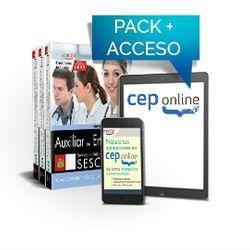 Pack de libros y Acceso gratuito. Auxiliar de Enfermería. Servicio de Salud de Castilla - La Mancha (SESCAM)