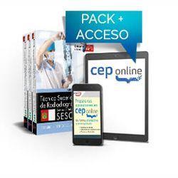 Pack de libros y Acceso gratuito. Técnico Superior Sanitario de Radiodiagnóstico. Servicio de Salud de Castilla-La Mancha (SESCAM)