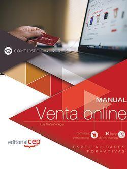 Manual. Venta online (COMT105PO). Especialidades formativas