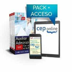 Pack de libros y Acceso gratuito. Auxiliar Administrativo. Comunidad de Madrid