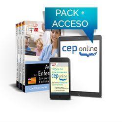 Pack de libros y Acceso gratuito. Auxiliar de Enfermería. Servicio de Salud de las Illes Balears (IB-SALUT)