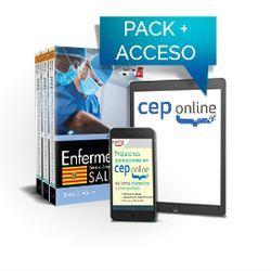 Pack de libros. Enfermero/a. Servicio Aragonés de Salud. SALUD
