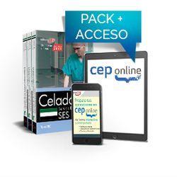 Pack de libros y Acceso gratuito. Celador/a. Servicio Extremeño de Salud (SES)