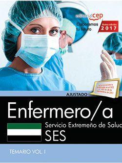 Enfermero/a. Servicio Extremeño de Salud. Temario Vol. I