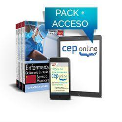 Pack de libros y Acceso gratuito. Enfermero/a. Servicio Murciano de Salud. Diplomado Sanitario No Especialista