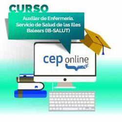 Curso. Auxiliar de Enfermería. Servicio de Salud de las Illes Balears (IB-SALUT)