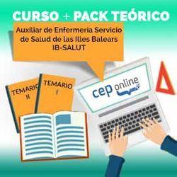 Curso + Pack Teórico. Auxiliar de Enfermería. Servicio de Salud de las Illes Balears (IB-SALUT)