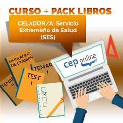 Curso + Pack Libros. Celador/a. Servicio Extremeño de Salud (SES)