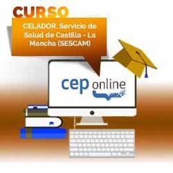 Curso. Celador. Servicio de Salud de Castilla - La Mancha (SESCAM)