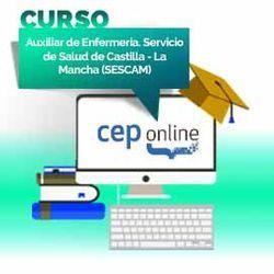 Curso. Auxiliar de Enfermería. Servicio de Salud de Castilla - La Mancha (SESCAM)