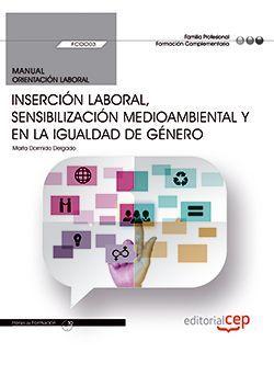 Manual laboral sensibilización medioambiental igualdad género FCOO03