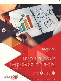 Manual. Fundamentos de negociación comercial (COMT069PO). Especialidades formativas