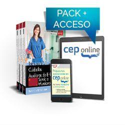 Pack de libros y Acceso gratuito. Técnico/a en Cuidados Auxiliares de Enfermería. Servicio Murciano de Salud