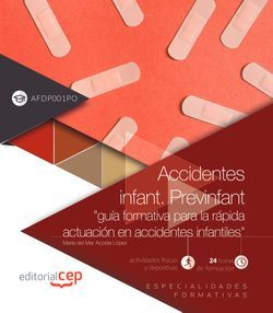 Accidentes infant. Previnfant