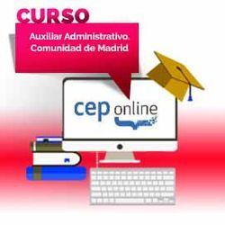 Curso. Auxiliar Administrativo. Comunidad de Madrid