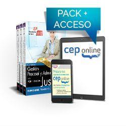 Pack de libros y Acceso gratuito. Cuerpo de Gestión Procesal de la Administración de Justicia. Turno Libre