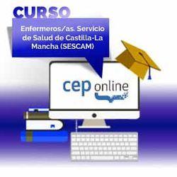 Curso. Enfermeros/as. Servicio de Salud de Castilla - La Mancha (SESCAM)