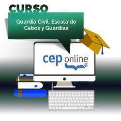Curso. Guardia Civil  Escala de Cabos y Guardias