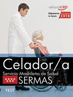 Celador/a. Servicio Madrileño de Salud (SERMAS). Test