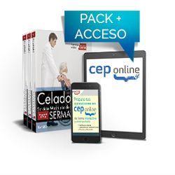Pack de libros y Acceso gratuito. Celador/a. Servicio Madrileño de Salud (SERMAS)