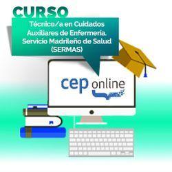 Curso. Técnico/a en Cuidados Auxiliares de Enfermería. Servicio Madrileño de Salud (SERMAS)
